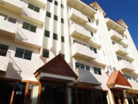 Отель Fah Place Hotel, Нан