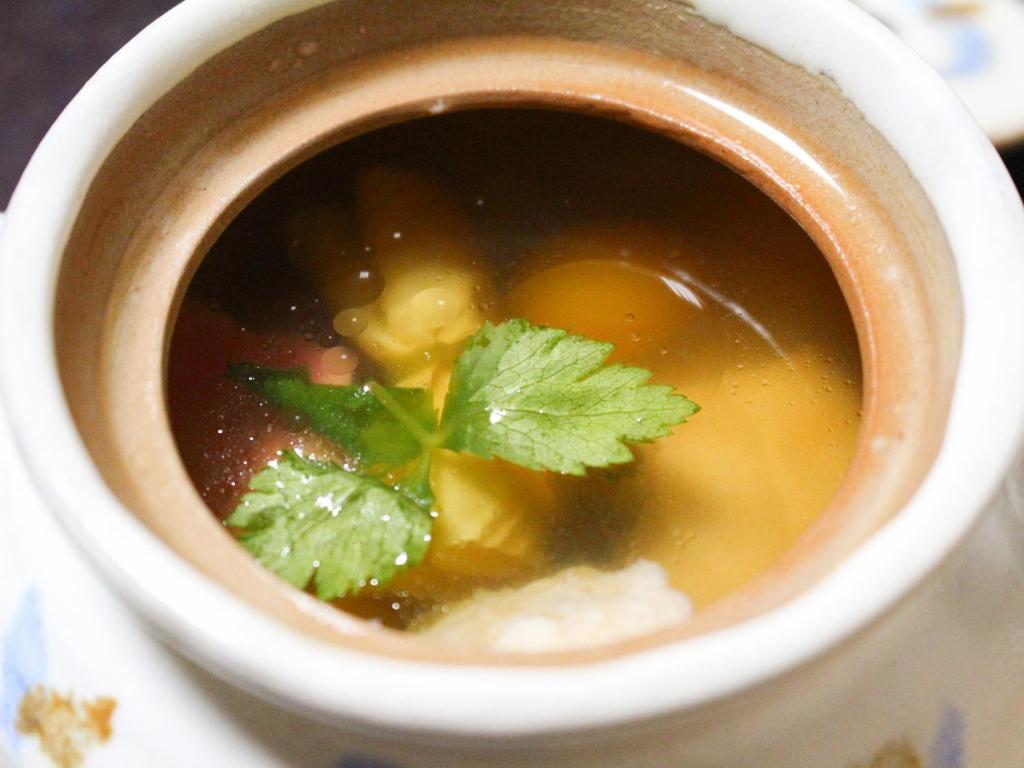 平山汤汤水风景区图片