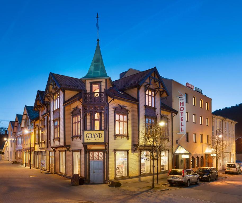 Grand Hotel Egersund, Егерсунд, Норвегия