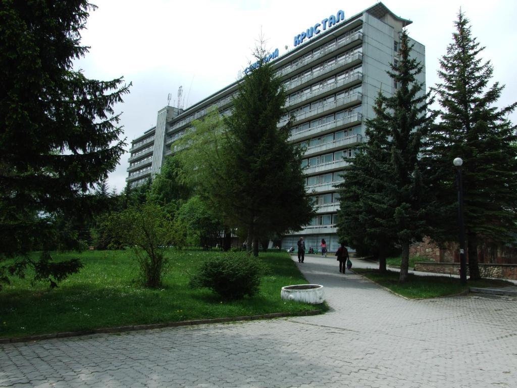 Курортный отель Кристалл, Трускавец, Украина