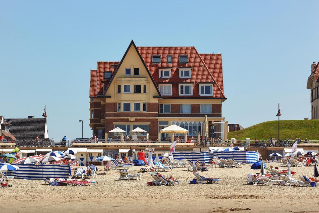 Beach Hotel - Auberge des Rois, Де-Хаан, Бельгия