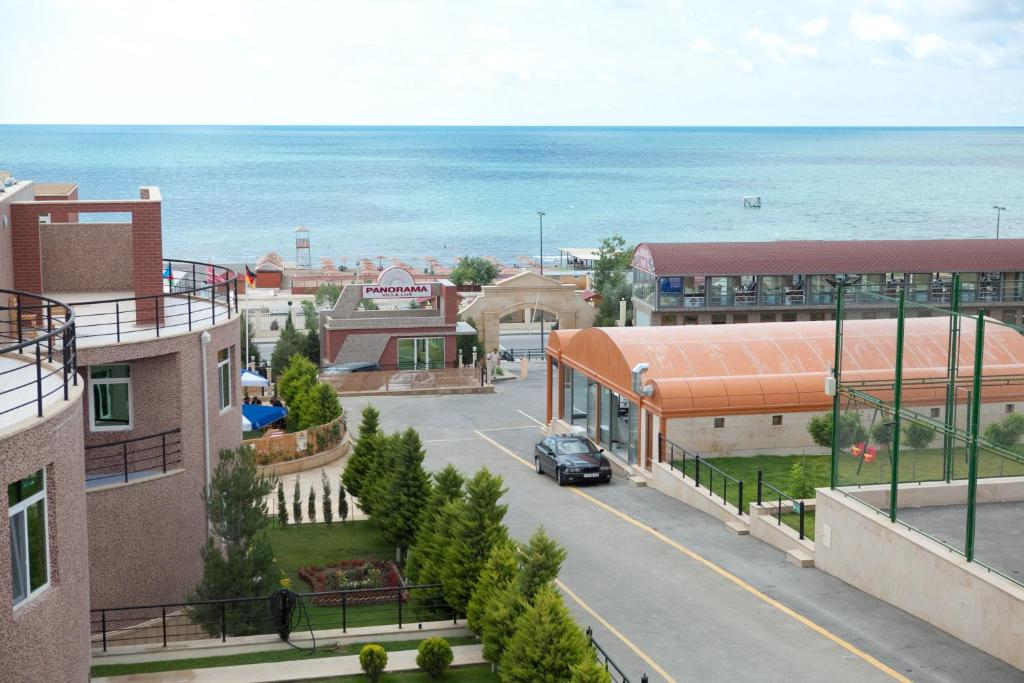 Отель Panorama Villa Lux
