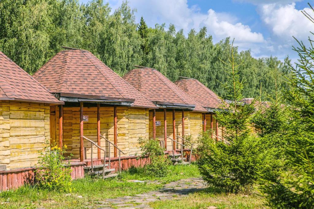 Отель Сибирия ЭТНОМИР, Петрово