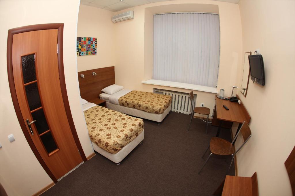 Отель Октавия, Москва