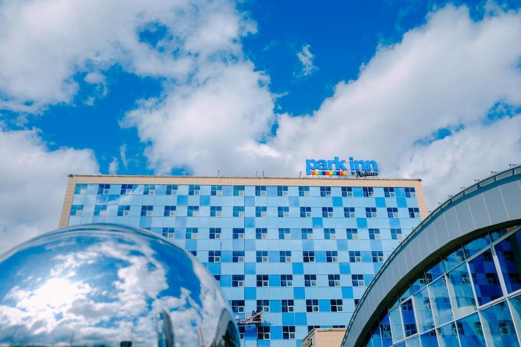 Отель Park Inn by Radisson Novokuznetsk, Новокузнецк