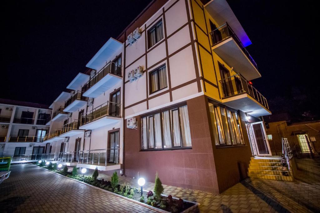 Отель Sea Villa