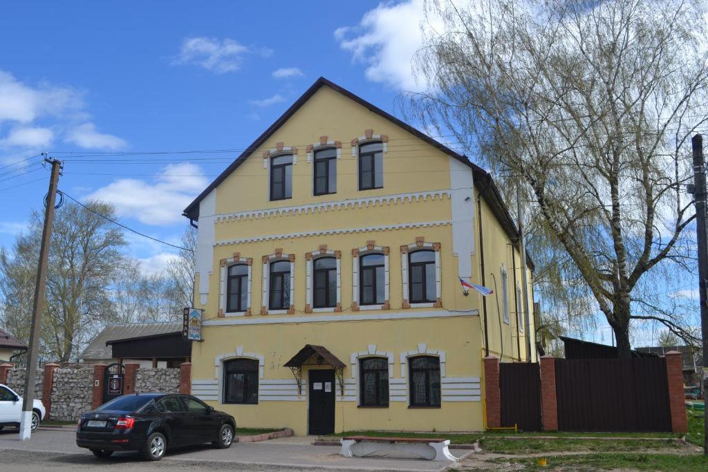 Отель Особняк на Карла Маркса, Старица