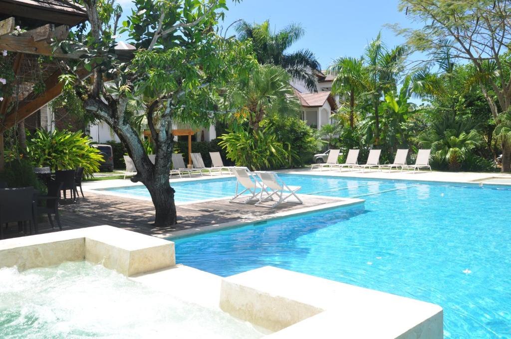 Monserrat Residences F-1, Лас-Терренас, Доминикана