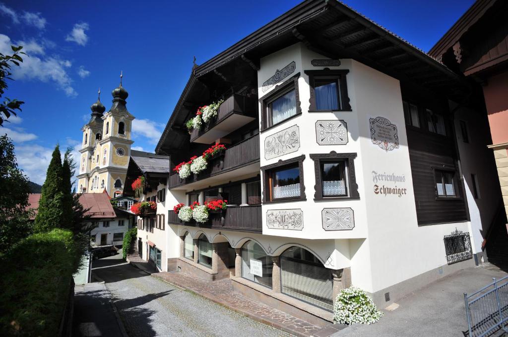 Ferienhaus Schwaiger, Альпбах, Австрия