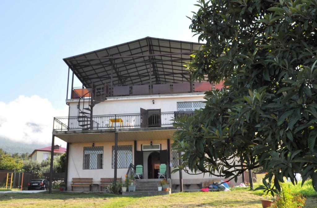 Гостевой дом Псыртсха, Новый Афон, Абхазия