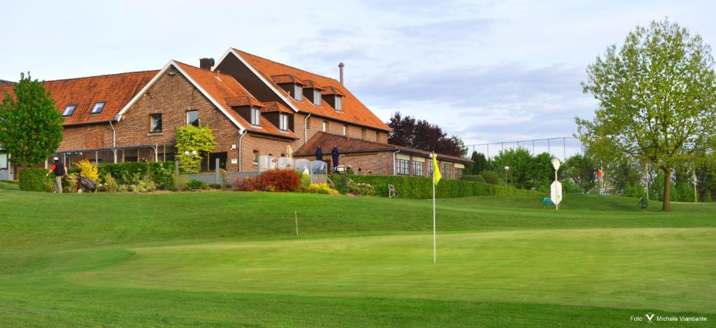 Golf Hotel Mergelhof, Льеж, Бельгия