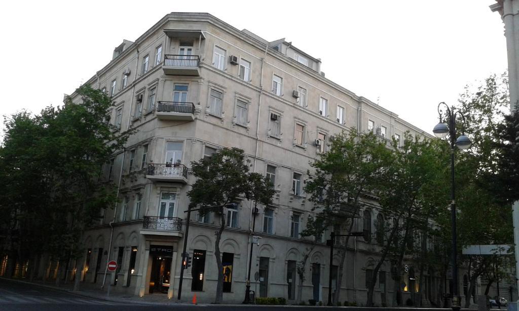 Апартаменты Сахил 3 на улице Зарифы Алиевой, 27