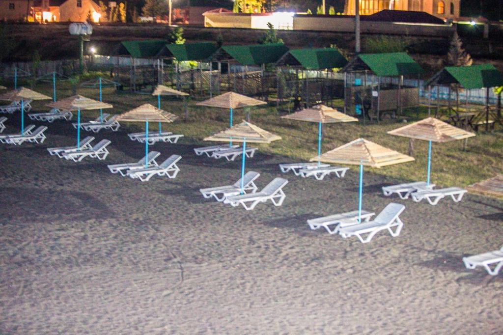 Курортный отель Palmalife Lankaran Resort