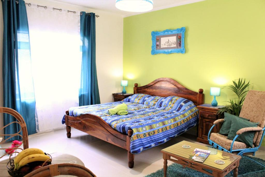 Avalon seaside studios - Gozo Bellevue Homes, Ксленди