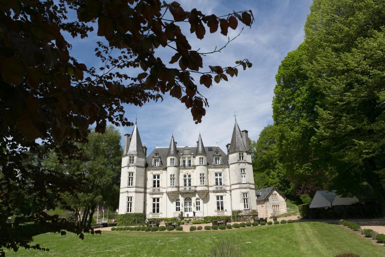 法国 中部大区 loir-et-cher bourré的酒店 维拉贡古堡酒店 (酒店
