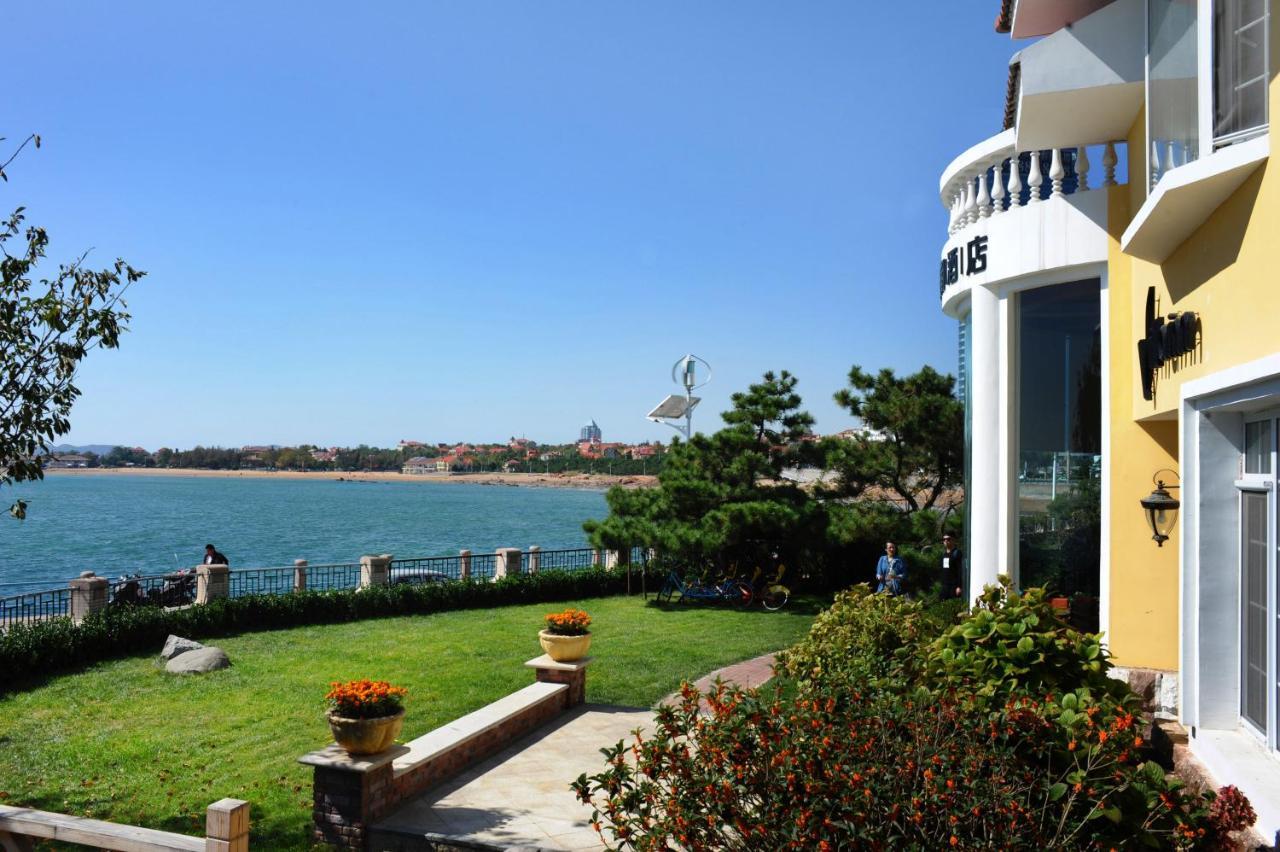 山东度假住宿点评 青岛度假住宿点评 青岛美墅假期酒店21号海边别墅的