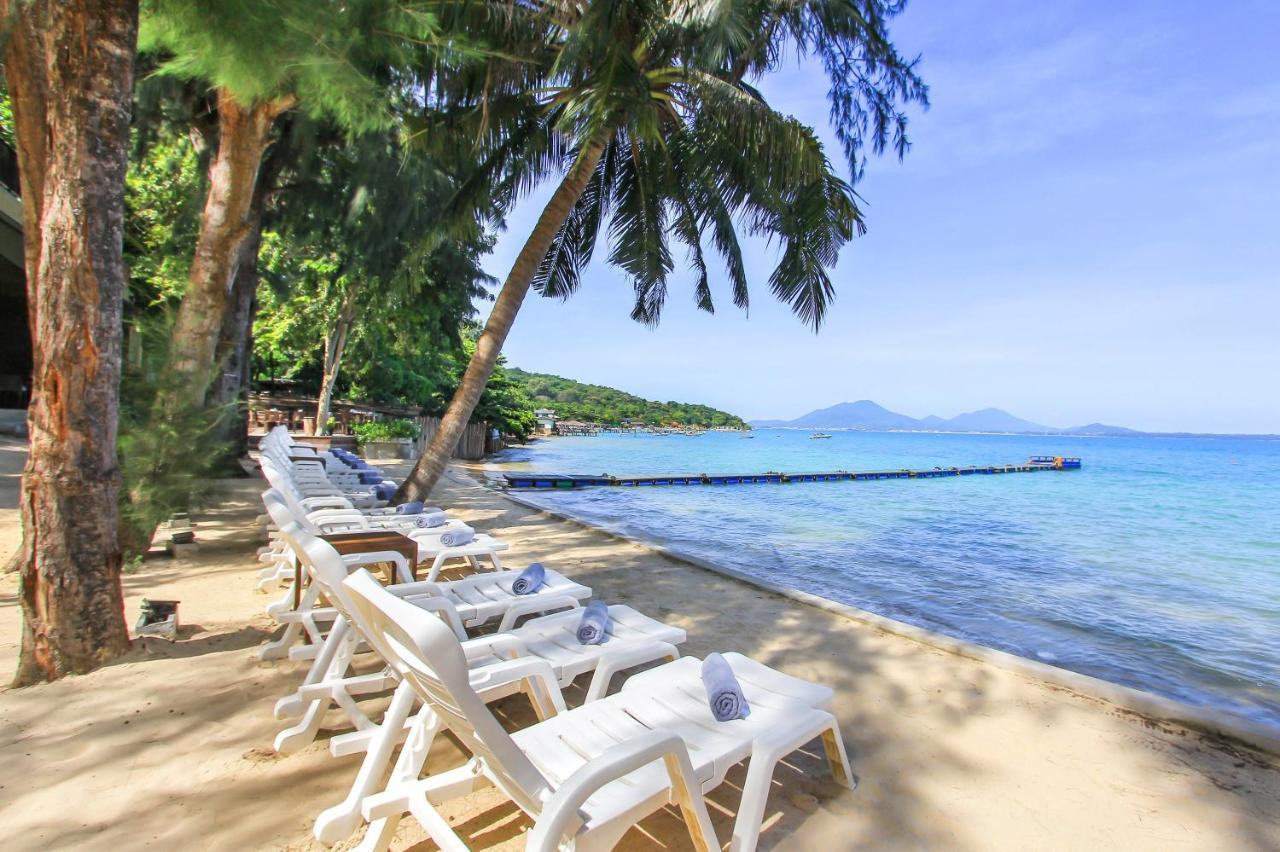泰国 罗勇府  沙美岛的酒店  沙美岛  沙美岛世外桃源度假酒店(泰国)