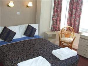 The Bedrooms at Golden Beach Hotel