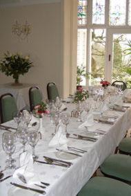 The Restaurant at Graythwaite Manor Hotel
