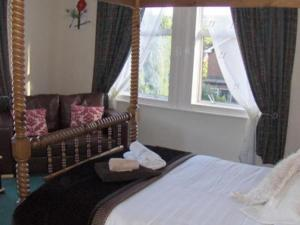 The Bedrooms at Oaklands bed and Breakfast