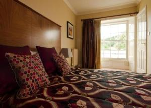 The Bedrooms at The Roundthorn Country House