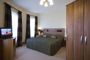 The Bedrooms at Bank House Hotel