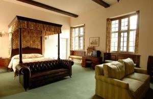 The Bedrooms at Bibury Court