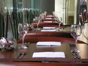 The Restaurant at Park Inn Glasgow City Centre