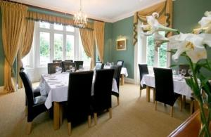 The Restaurant at Ffarm Country House