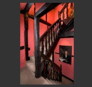 The Bedrooms at Shakespeare House Guest House