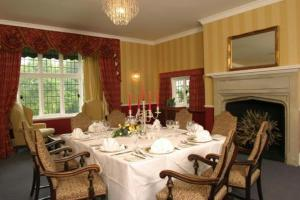 The Bedrooms at Springs Hotel and Golf Club