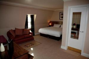 The Bedrooms at Central Hotel