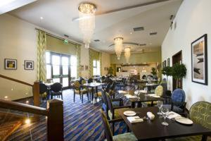 The Restaurant at Buchan Braes Hotel