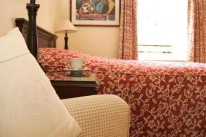 The Bedrooms at Le Cirk Hotel