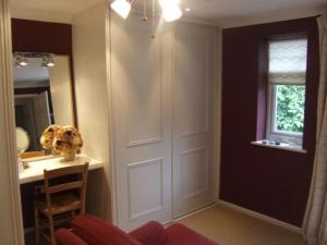 The Bedrooms at Iceni House Bed and Breakfast