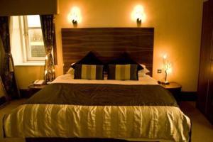 The Bedrooms at Burnhouse Manor Hotel
