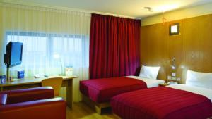 The Bedrooms at Ramada Encore Doncaster