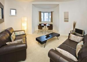 The Bedrooms at St Giles Apartments