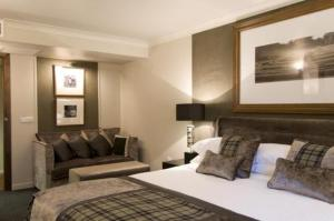 The Bedrooms at The Landmark Dundee