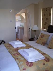 The Bedrooms at The Chequers Inn