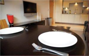The Bedrooms at The Maltings Serviced Apartments