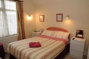 The Bedrooms at Salamander Guest House