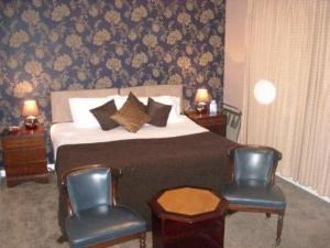 The Bedrooms at Ben Mhor Hotel