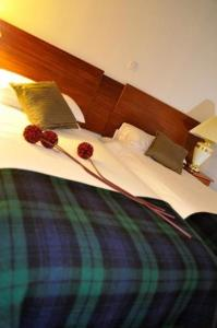 The Bedrooms at Loch Ness Lodge Hotel