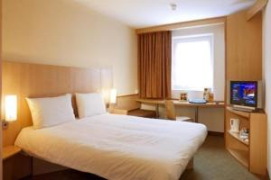 The Bedrooms at Ibis Sheffield South