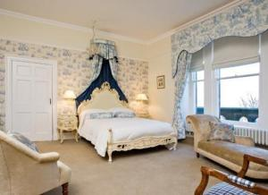 The Bedrooms at Castle House BandB