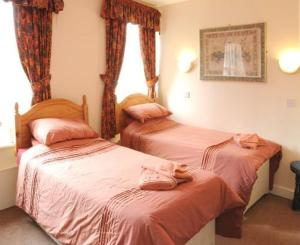 The Bedrooms at The Blue Bell