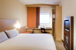 The Bedrooms at Ibis Cardiff Centre