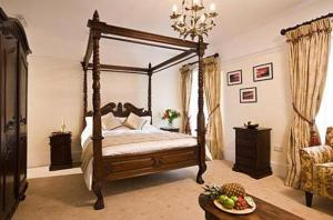 The Bedrooms at Y Beuno
