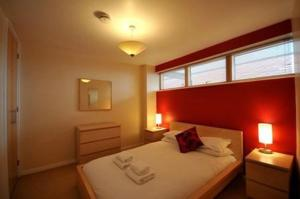 The Bedrooms at Liverpool City Centre Apartments - Henry Street